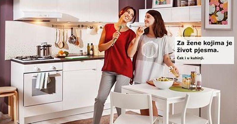 IKEA pozvala Sarnavku da bude savjetnica u reklamnim kampanjama  CroL