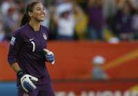 Hope Solo, SAD