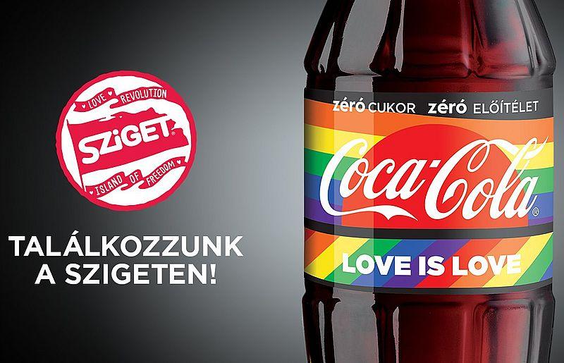 Coca-Cola nadigrala mađarsku desničarsku propagandu