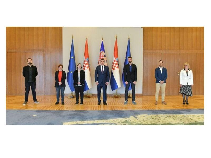 Milanović se sastao s Duginim obiteljima: 'Ovime jasno pokazujem u kojem će smjeru ići moje predsjedništvo'