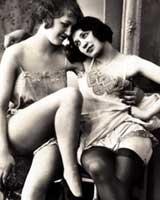 Vruća lezbijska orgija