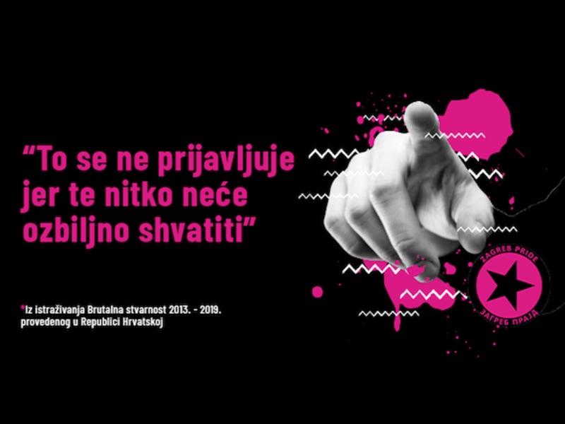 Svakodnevica LGBTIQ građana Hrvatske porazno je tmurna, a za to su uvelike odgovorni vladajući